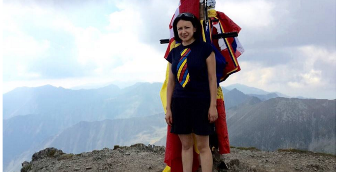 À gravir Moldoveanu Pic, le plus haut sommet de Roumanie