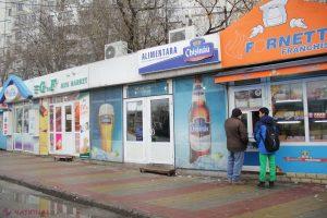 In Chisinau se face comert pe o suprafata cat 365 terenuri de fotbal
