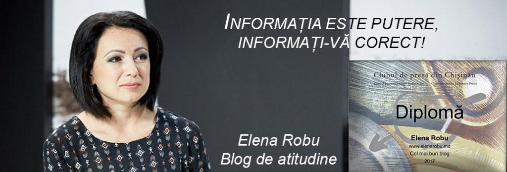 Elena Robu Blog