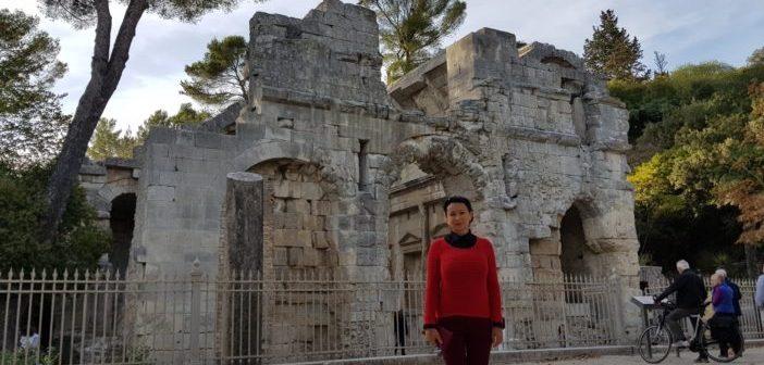 Voici ici la mieux conservée construction de tout l'Emipre romain