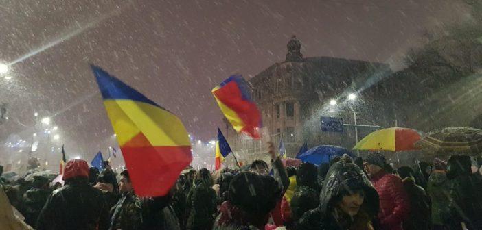Din nou proteste în România. Se va ajunge la anticipate?