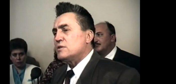 Omagiu primului primar democratic al Chișinăului, Nicolae Costin