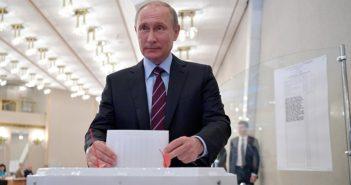 """La Russie Poutiniste et les éléctions """"democratiques"""" de dimanche"""