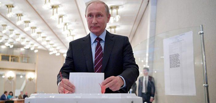 """Rusia putinistă și așa-zisele alegeri """"democratice"""" care au loc astăzi"""