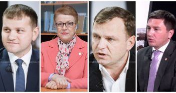 E jalnic ce se întâmplă între candidații unioniști și pro-europeni înscriși în alegeri