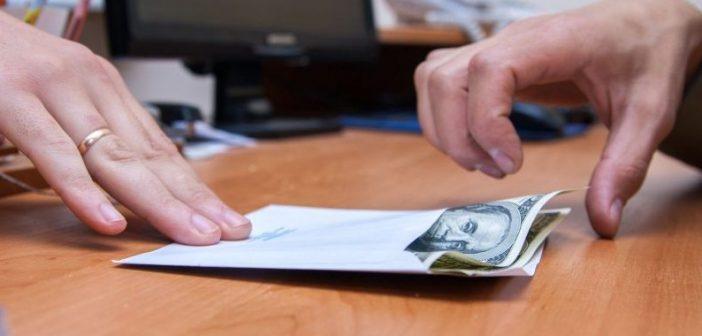 Lupta cu corupția în R. Moldova se face… pe hârtie