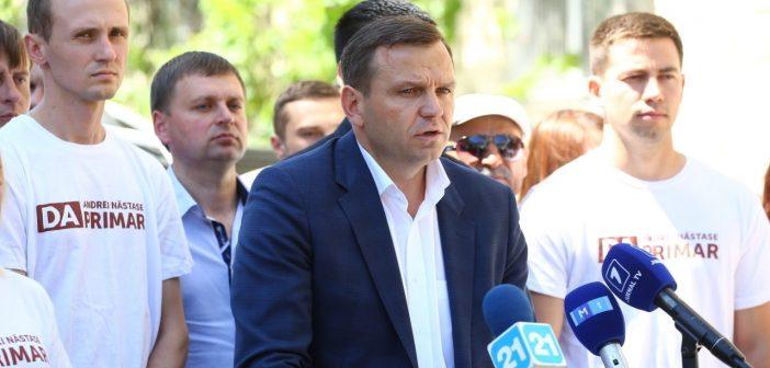(VIDEO) Votul cetățenilor a fost furat: Andrei Năstase a rămas fară mandatul de primar al Chișinăului
