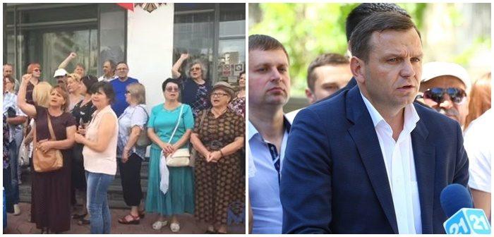 Andrei Năstase rămâne cu mandatul nevalidat la primărie