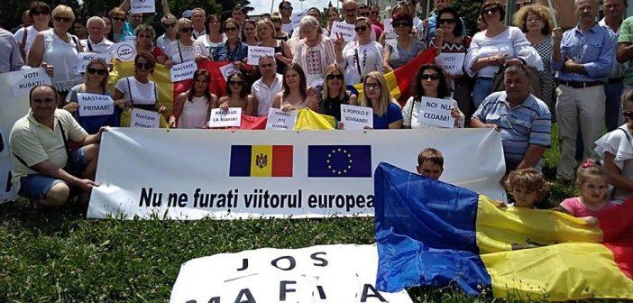 Moldovenii din Padova, invitați să participe duminică, 18 noiembrie, la proteste